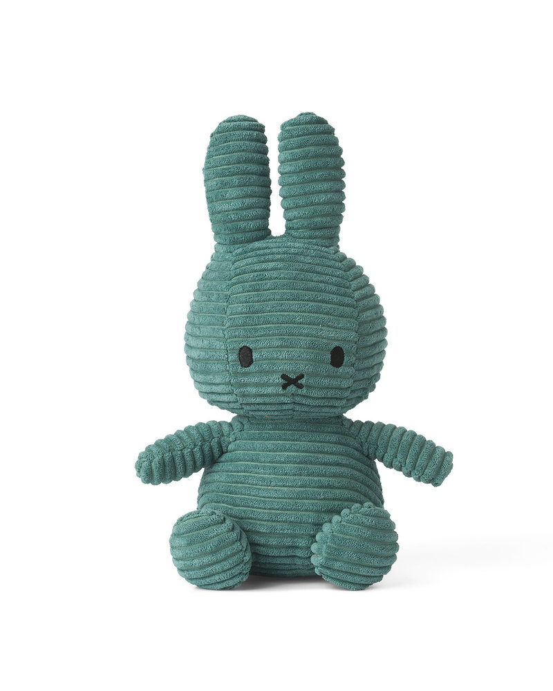 Bon Ton Toys Nijntje   Corduroy   Green - 23cm