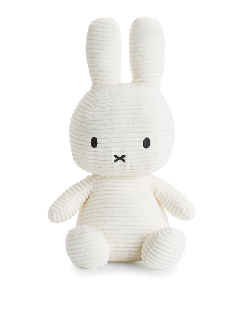 Bon Ton Toys Nijntje | Corduroy | Off white - 33cm