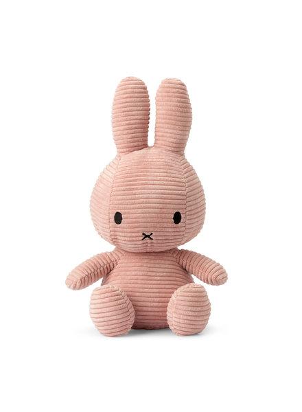 Bon Ton Toys Nijntje | Corduroy | Pink - 33cm