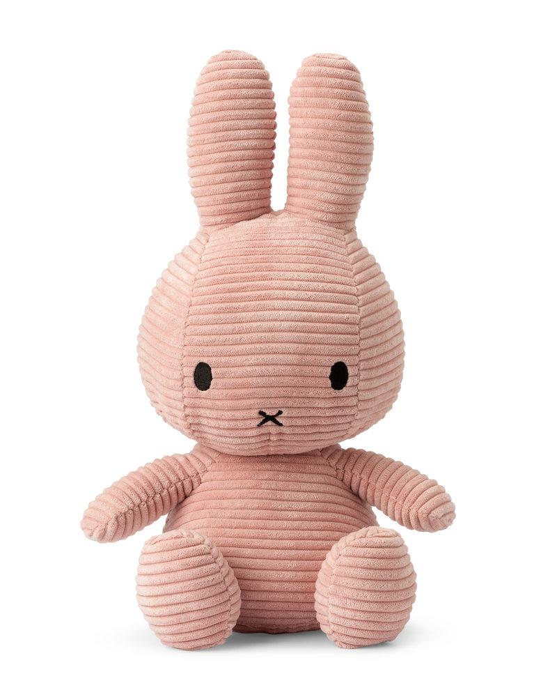 Bon Ton Toys Nijntje   Corduroy   Pink - 33cm