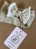 Vega Basics Babyhaarlint Mariposa   Off white
