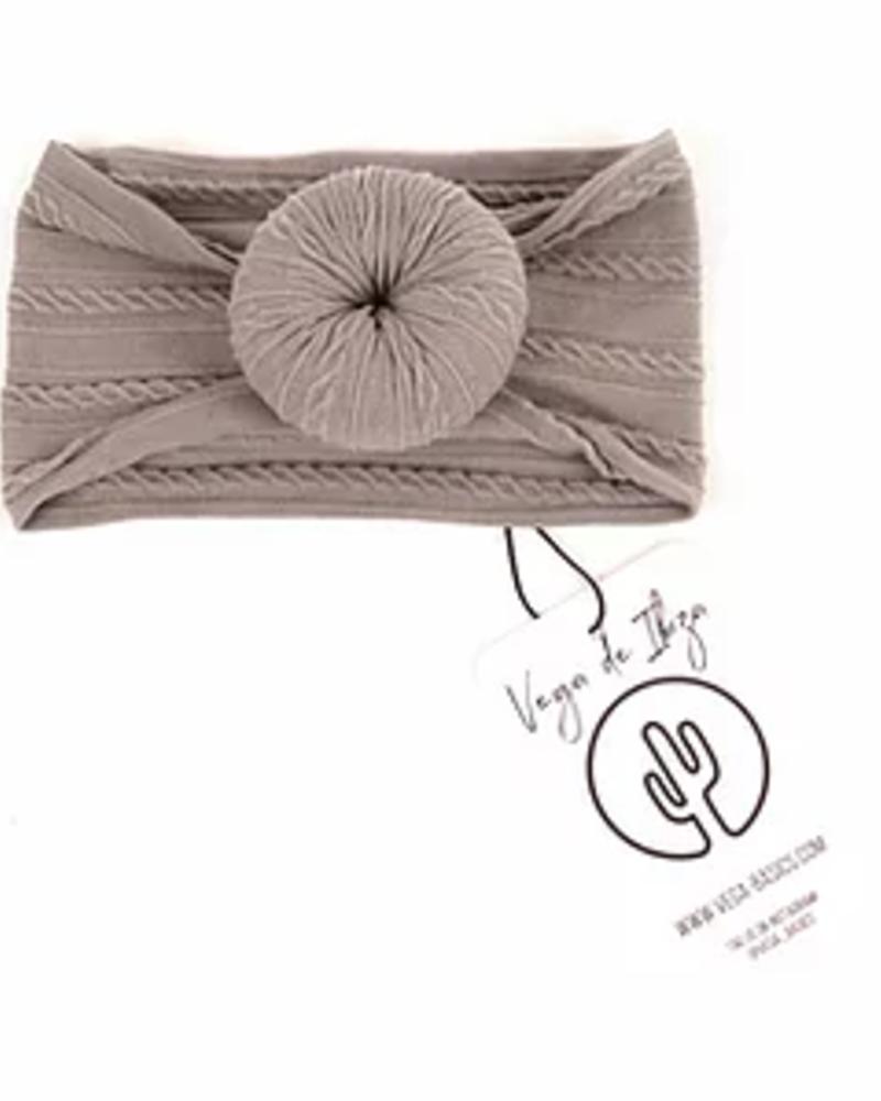 Vega Basics Babyhaarlint Paloma | Grey