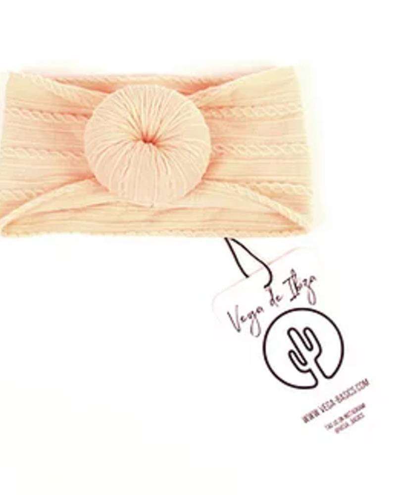 Vega Basics Babyhaarlint Paloma | Peach