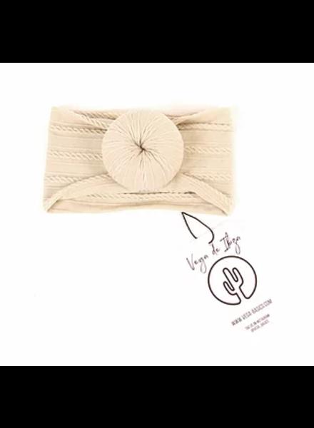 Vega Basics Babyhaarlint Paloma | Off white