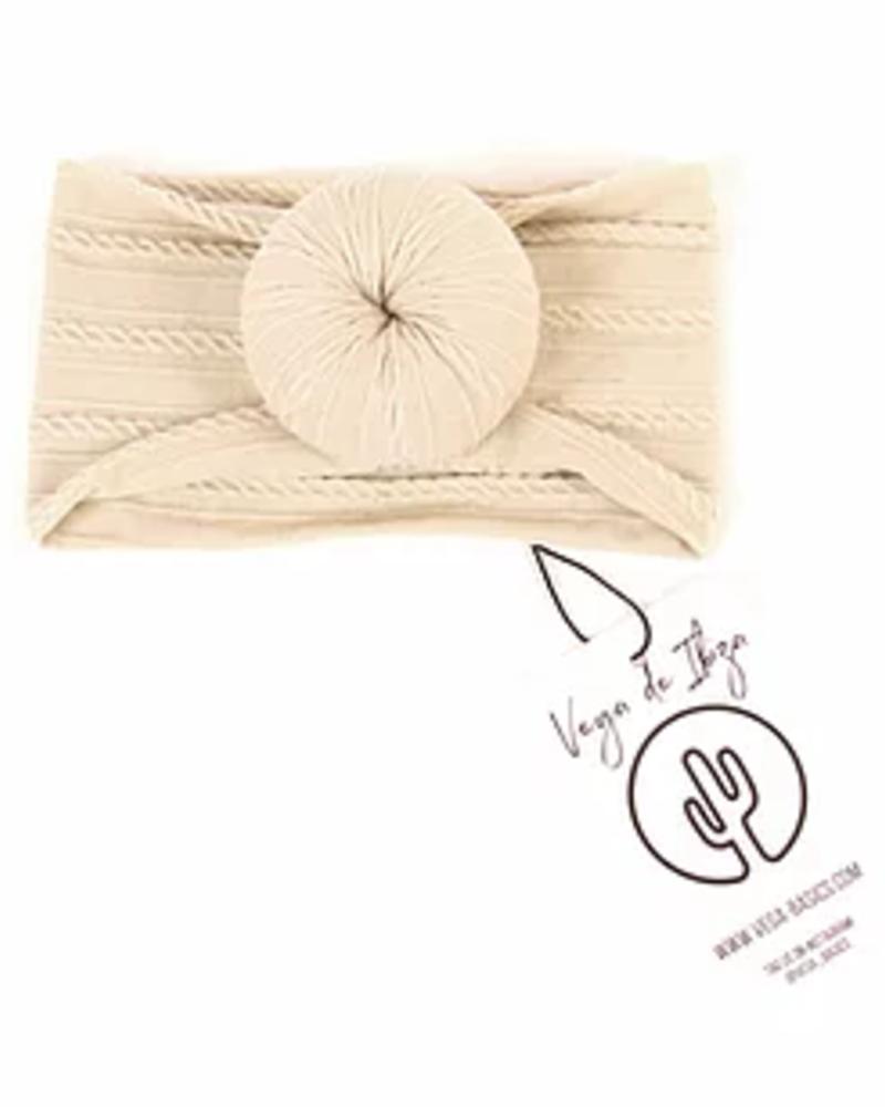 Vega Basics Babyhaarlint Paloma   Off white