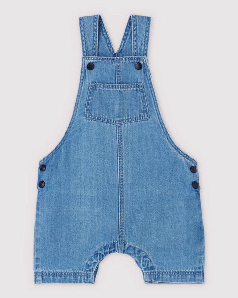 Petit Bateau Korte jeanssalopette