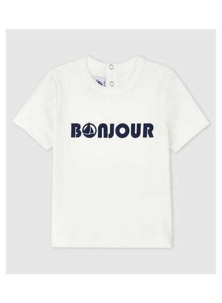 Petit Bateau T-shirt | Bonjour