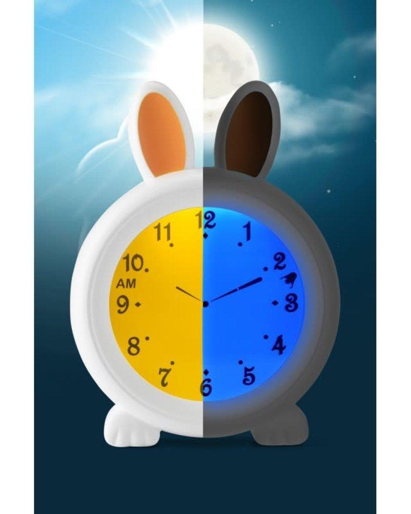 Alecto Slaaptrainer - wekker Bunny