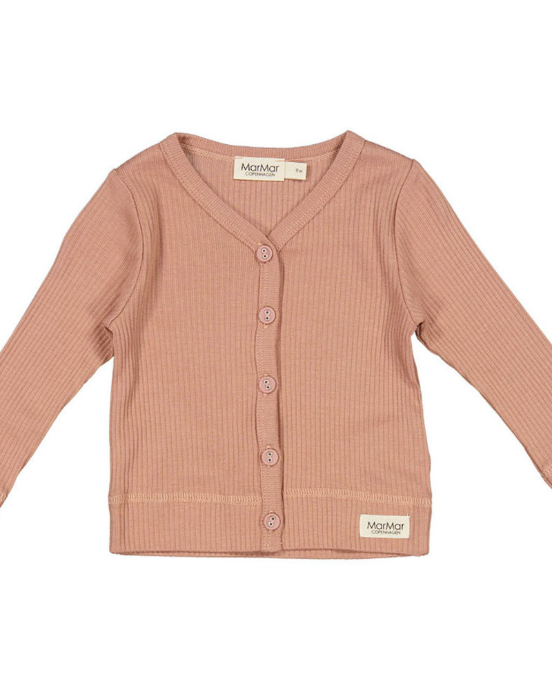MarMar Cardigan Modal | Rose Brown