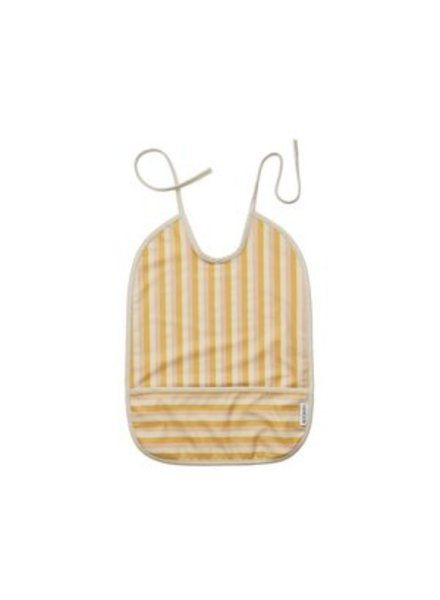Liewood Lai afwasbare slab | Peach - sandy - yellow mellow
