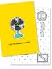 Studio Schatkist Kaartje + magneet | Coolste meester