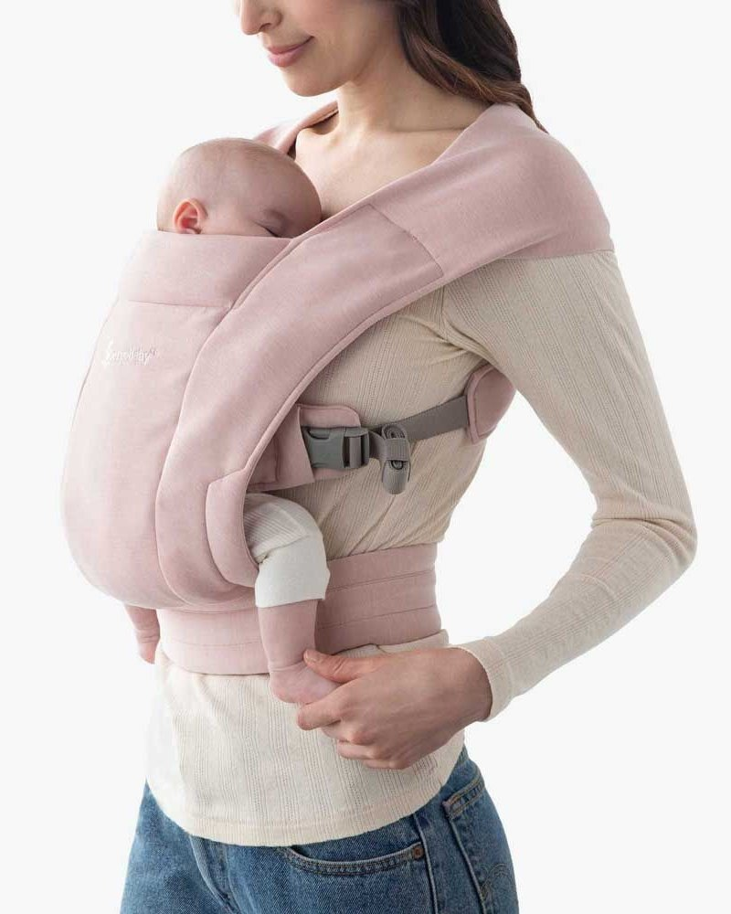 Ergobaby Babydraagzak Embrace Blush Pink