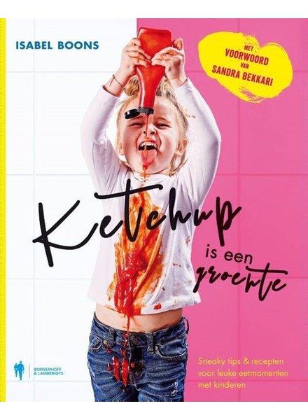 Clavis Ketchup is een groente - PROMO