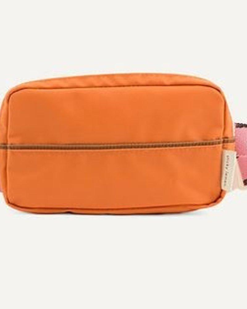 Sticky Lemon Fanny pack    Sprinkles   Carrot orange + Bubbly pink