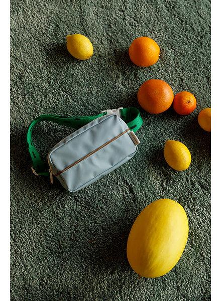 Sticky Lemon Fanny pack    Sprinkles   Steel blue + Apple green