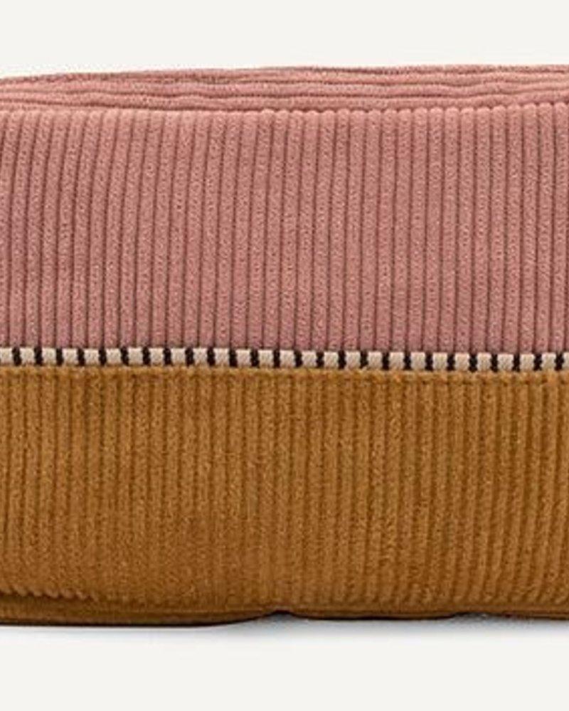 Sticky Lemon Fanny pack |  Sprinkles corduroy | Dijon + dusty pink
