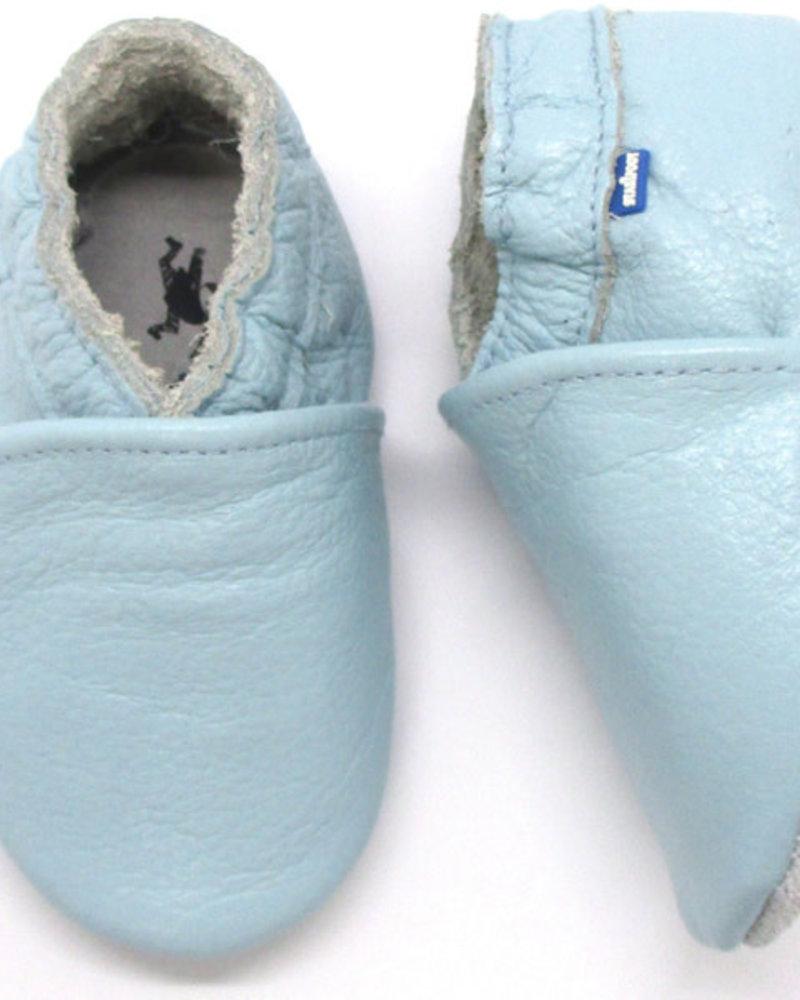 Stabifoot Babyslofjes Light blue