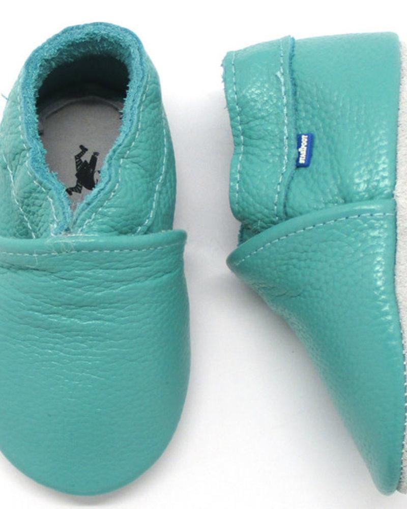 Stabifoot Babyslofjes | Aqua