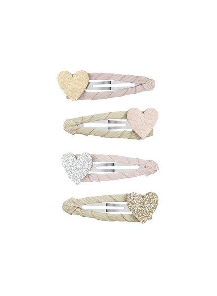 Mimi x Lula Clic Clacs | Sparkle Heart