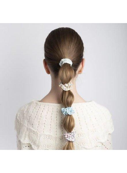 Mimi x Lula Mini scrunchies | Bloom