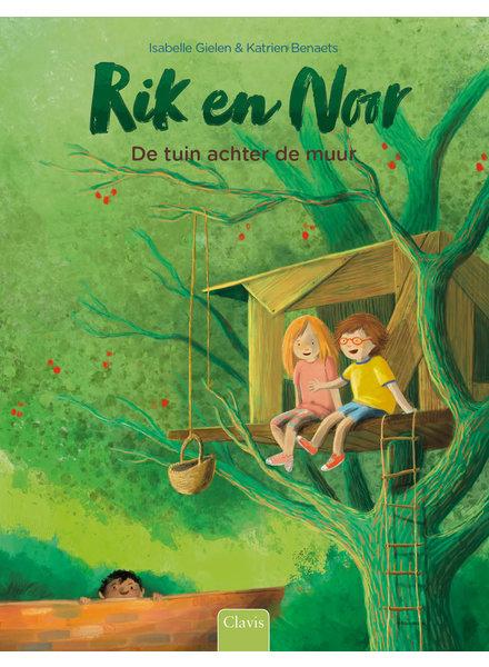 Clavis Samen lezen - Rik en Noor - De tuin achter de muur