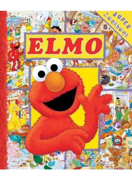 Elmo's super zoekboek