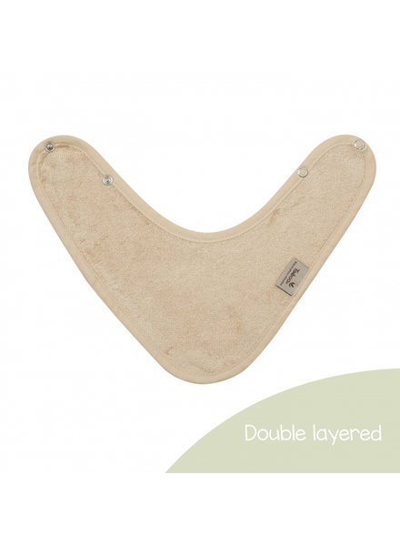 Timboo Bandana 2-laags | Frosted Almond