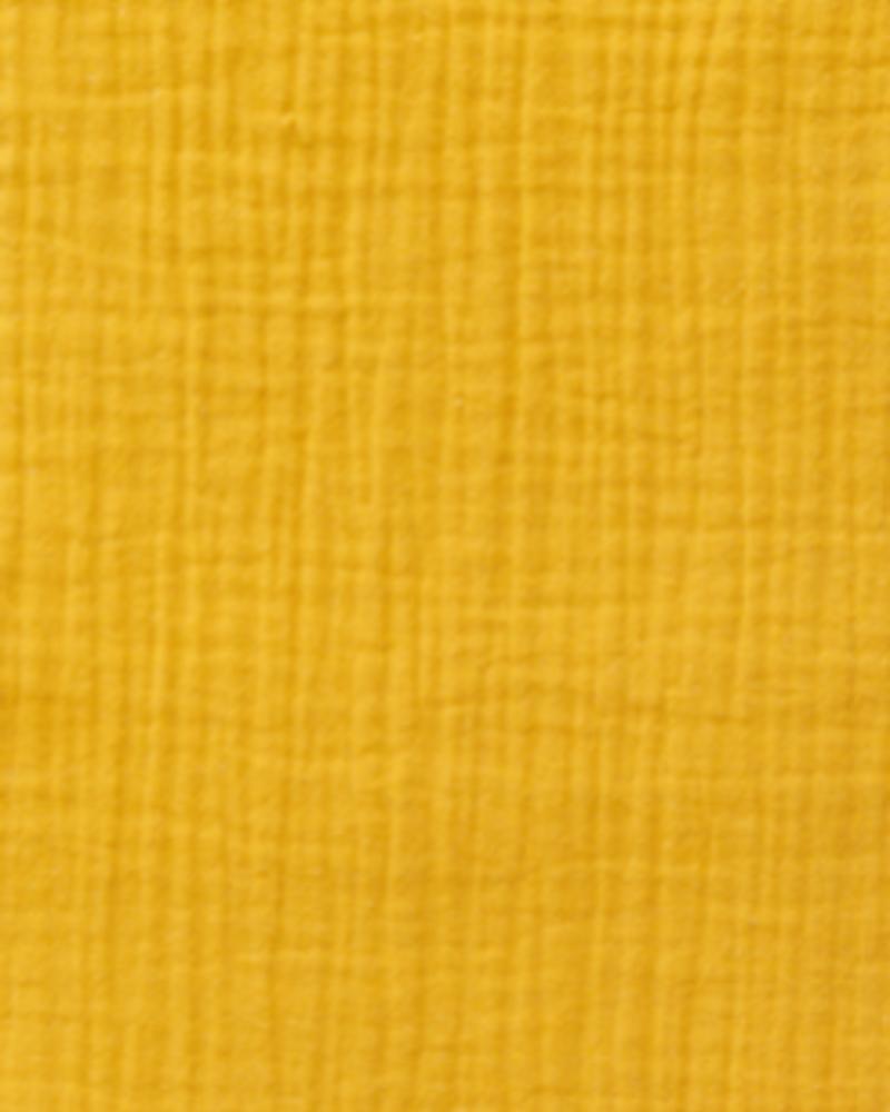 Cottonbaby Cottonsoft slaapzak 70 cm   Okergeel
