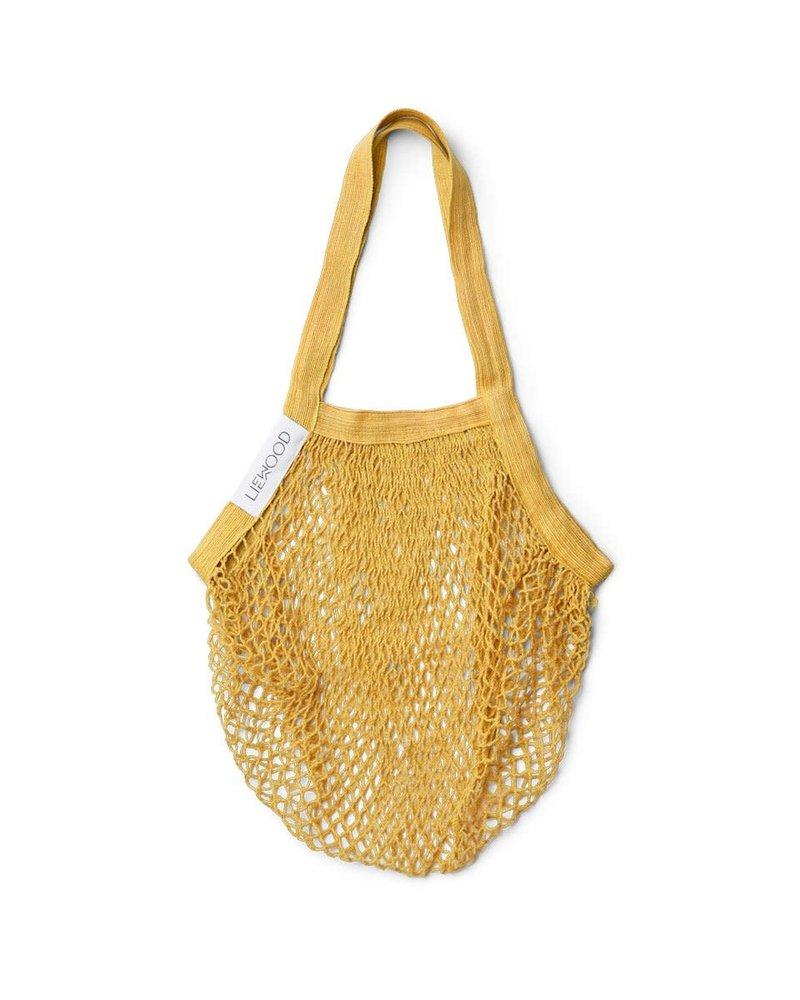 Liewood Mesi mesh tote bag | Yellow mellow - PROMO