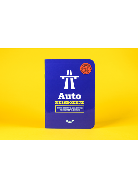 Stratier ™ Auto Reisboekje