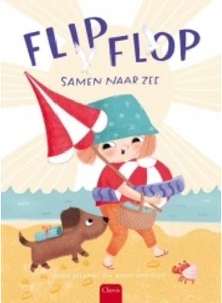 Clavis Flip, Flop samen naar zee