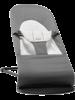 Babybjörn Ergonomische wipper Balance Soft Katoen+Jersey - Donkergrijs+Grijs