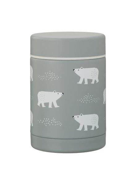 Fresk Thermos food jar 300ml | Polar bear