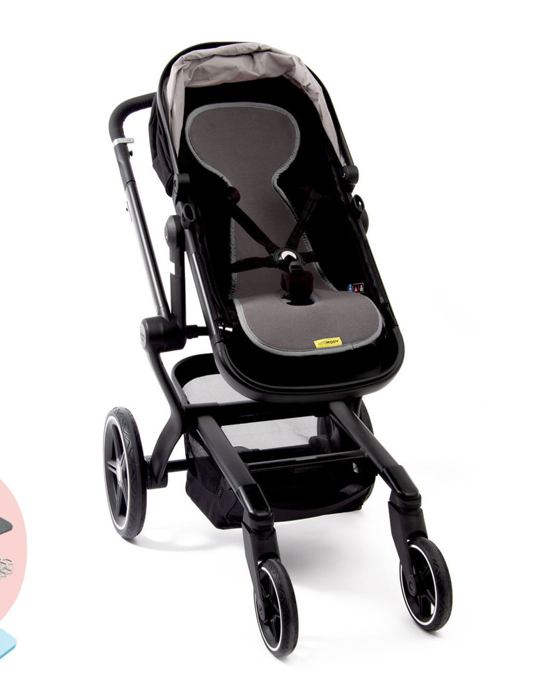Aeromoov Air Layer - group buggy - Anthracite