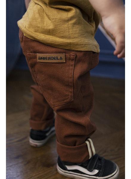 Ammehoela Harley | Jeans | Copper Wood