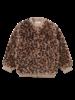 Ammehoela Nina | Bomber | Taupe - black - leopard
