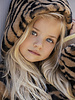 Ammehoela Lola   Omkeerbare winterjas   Brown - Black