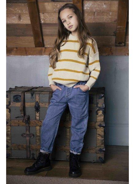 Ammehoela Harley | Jeans | Mid blue washed