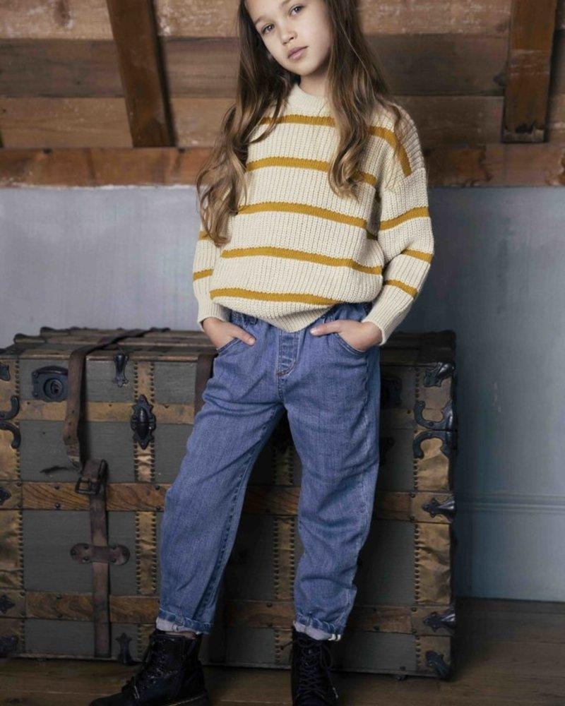 Ammehoela Harley   Jeans   Mid blue washed