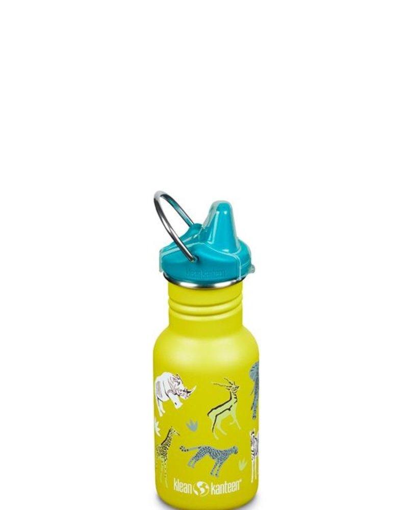 Klean Kanteen Drinkbus   Kid Classic Sippy - 355ml   Safari