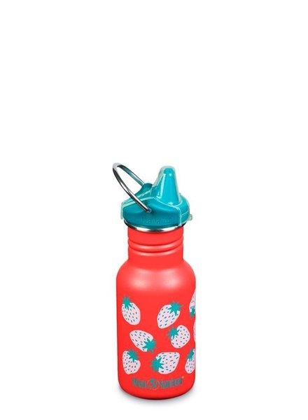 Klean Kanteen Drinkbus | Kid Classic Sippy - 355ml | Coral Strawberries