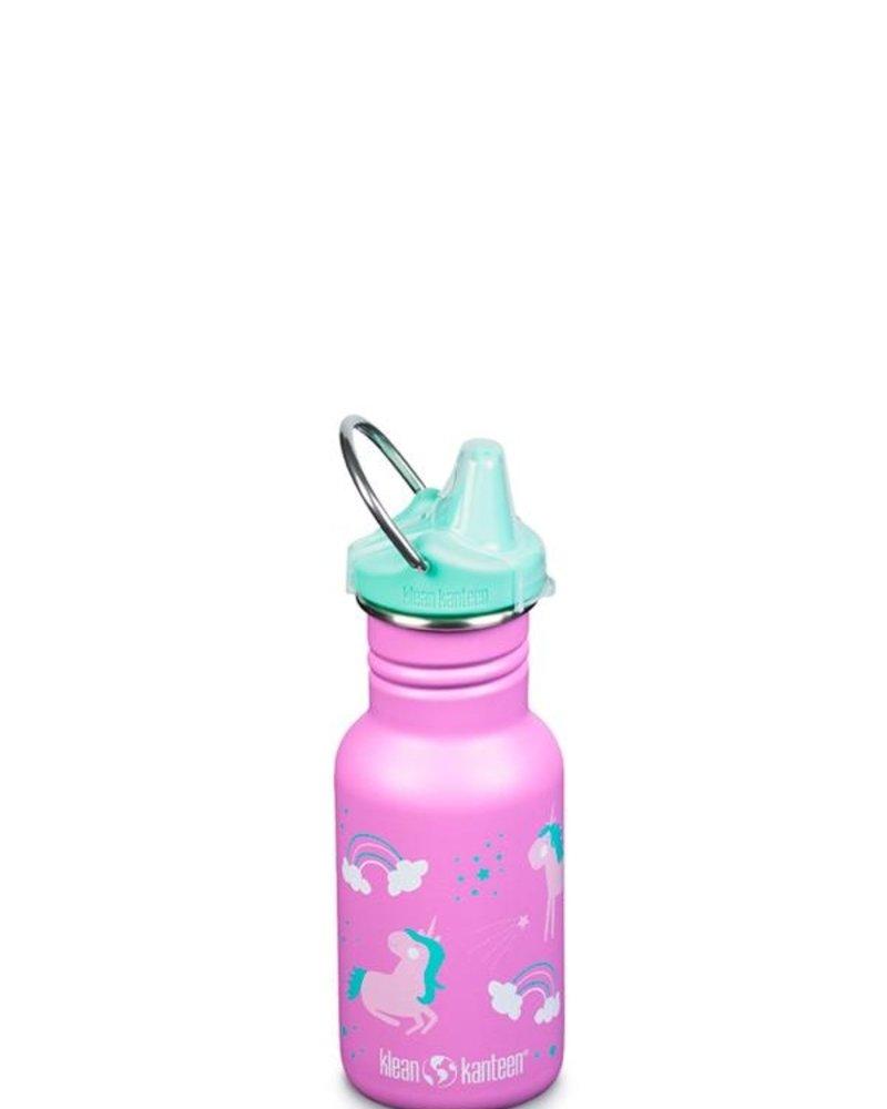 Klean Kanteen Drinkbus | Kid Classic Sippy - 355ml | Unicorns