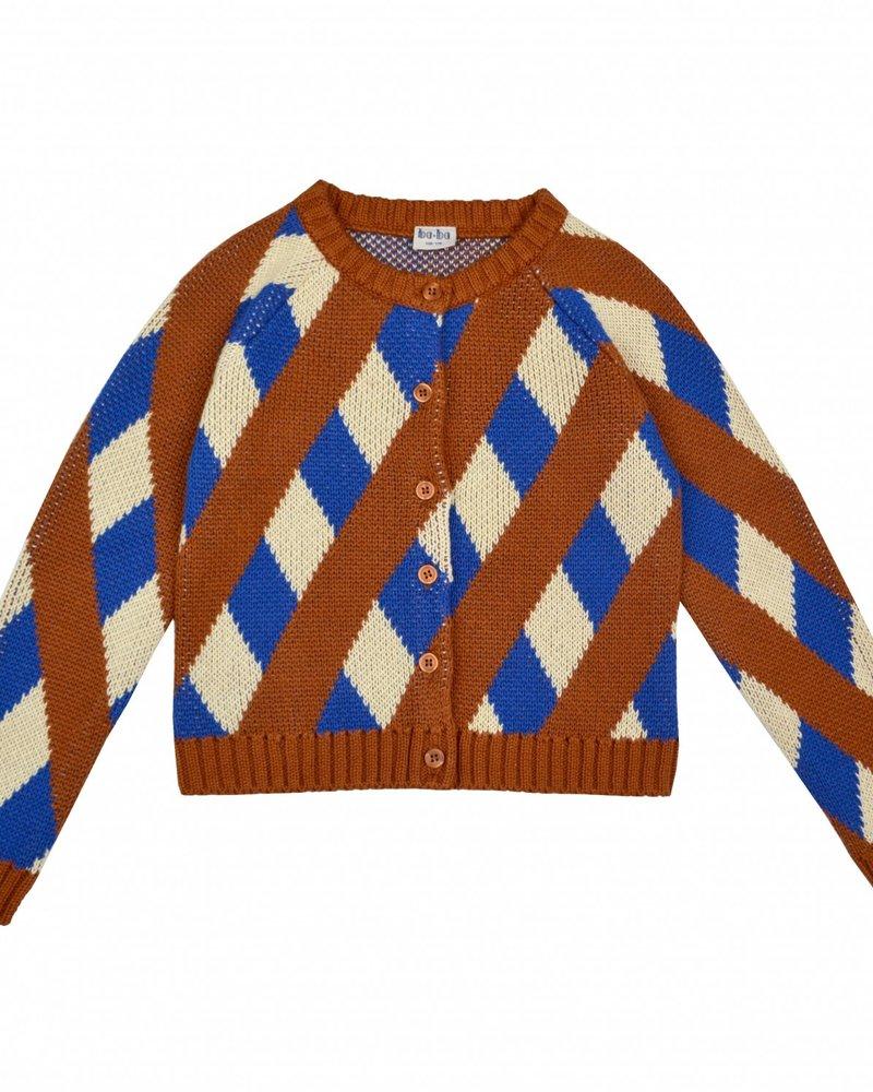 ba*ba Claire cardigan | Knitwear | Cross