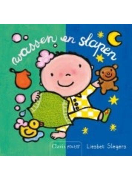 Clavis Kartonboekje | Wassen en slapen
