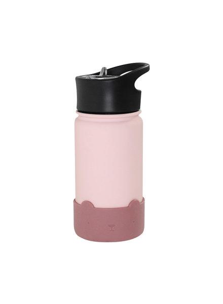 Eef Lillemor RVS drinkfles 375 ml | Rose