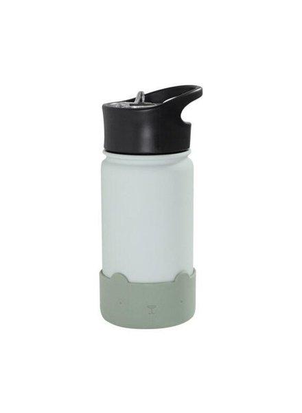Eef Lillemor RVS drinkfles 375 ml | Sage