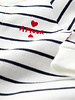 Petit Bateau Marinegestreept warm pakje | Amour ❤