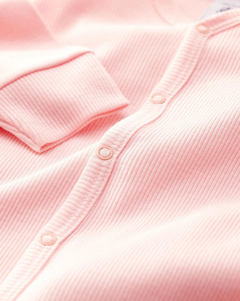 Petit Bateau Pakje met lyocell | Roze rib