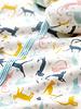 Petit Bateau Pyjama met slofjes | Katten