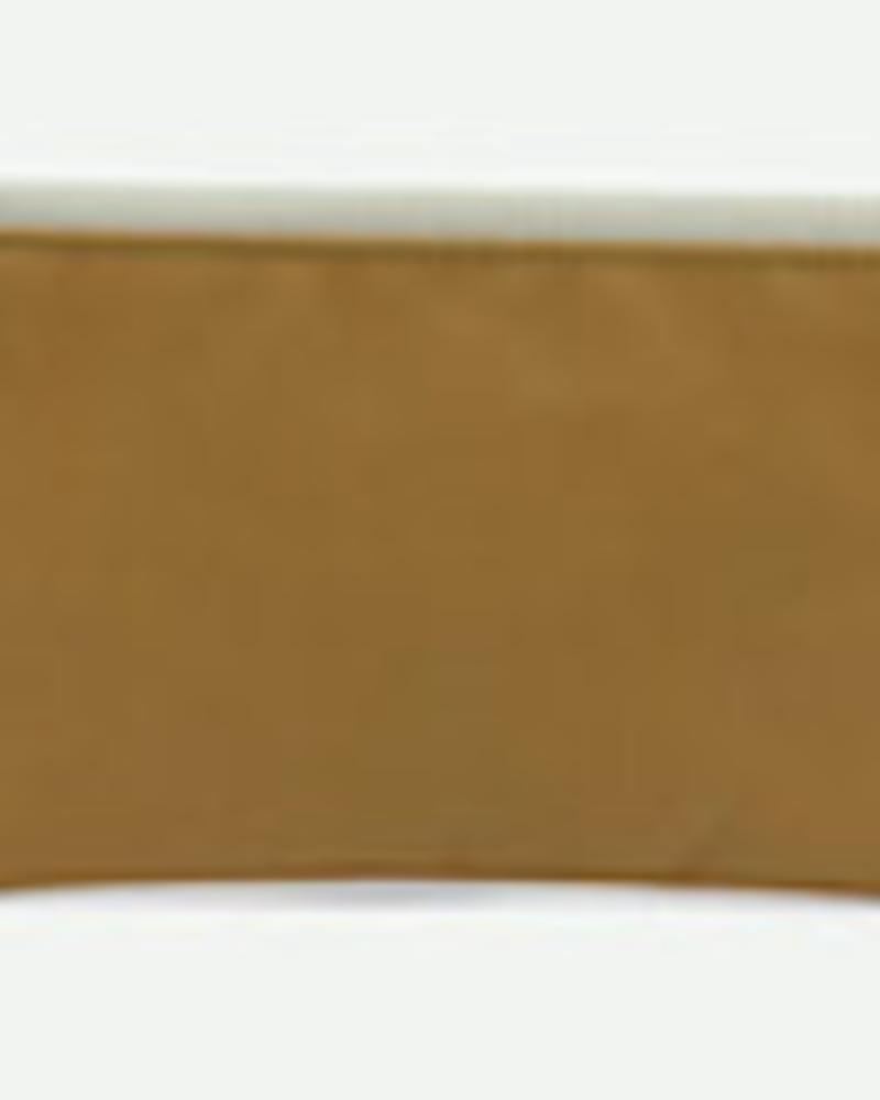 Sticky Lemon Pencil case | Gingham | Pool green + Apple red + Leaf green